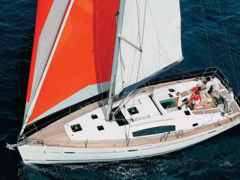 Beneteau oceanis 43 1